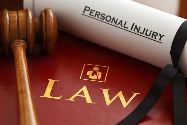 Tort law includes various types of personal injury